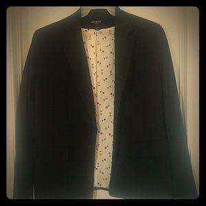 Express stretch black blazer